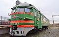 ЭР2-963, Россия, Санкт-Петербург, Центральный Музей Октябрьской железной дороги (Варшавский вокзал) (Trainpix 84166).jpg