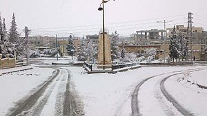Al-Qaryatayn - Image: القريتين