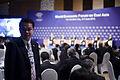 นายกรัฐมนตรีเข้าร่วมการหารือระหว่างรับประทานอาหารกลางว - Flickr - Abhisit Vejjajiva (1).jpg