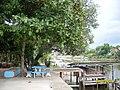 บริเวรหน้าที่ทำการผู้ใหญ่บ้าน หมู่ 7 ต.บ้านโพ อ. บางปะอิน จ.พระนครศรีอยุธยา - panoramio.jpg
