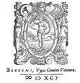ↀ in Pietro Bongo 1591, Numerorum mysteria.png