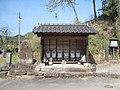 兵庫県豊岡市出石町袴狭(薬師堂前)の地蔵堂.jpg