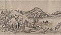 清 柳堉 幽谷深林圖 卷-Remote Valleys and Deep Forests MET DP210918.jpg