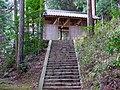葛木水分神社の拝殿 御所市関屋 Katsuragi-mikumari-jinja 2012.4.07 - panoramio.jpg