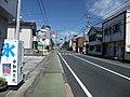 香美市街地の国道195号線 - panoramio (1).jpg