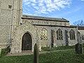 -2018-12-10 South facing elevation of Saint Margaret of Antioch parish church, Suffield, Norfolk.JPG