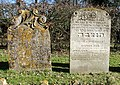 -2019-02-14 Headstones in the Jewish cemetery, Bowthorpe Road, Norwich.jpg