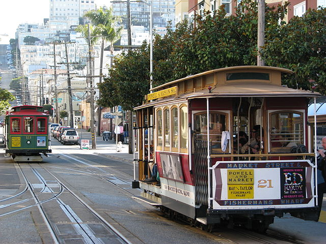 San Francisco cable car system_7