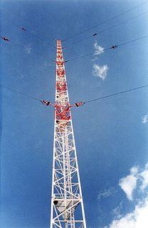 Roumoules radio transmitter