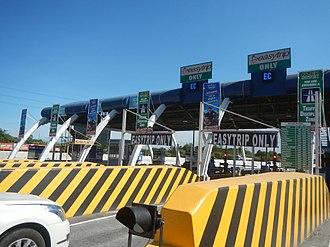 Bulacan - Bocaue, Bulacan Exit Toll Plaza, North Luzon Expressway