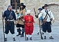 02020 0461 17th century German Infantry Musketeers of the Polish Commonwealth.jpg