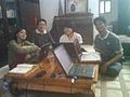 030610 Pertemuan koordinasi pelatihan web dan finalisasi dana.jpg