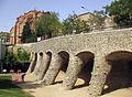 046 Viaducte de Bellesguard i convent del Redemptor.jpg