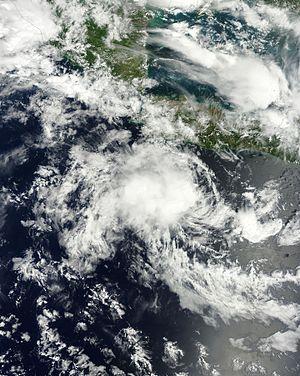 2015–16 Australian region cyclone season - Image: 04U 2015 12 22 0310Z