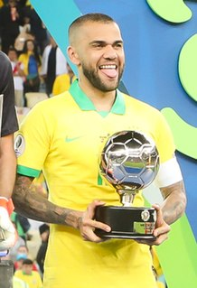Dani Alves Brazilian association football player