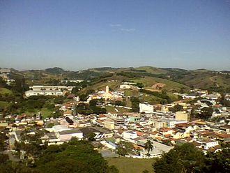 Santa Isabel, São Paulo - Image: 08 07 09 141619 sisabel vista do mirante I