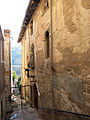 087 Can Cavaller (Monistrol de Montserrat), façana est, c. Sant Joan.JPG