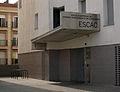 089 ESCAC, Escola Superior de Cinema i Audiovisuals de Catalunya, adscrita a la Universitat de Barcelona.jpg