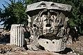 0 Éléments d'une colonne corinthienne brisée - Forum romain.JPG