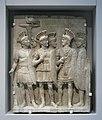 0 Relief des Prétoriens - LL 398 - Louvre (1).JPG