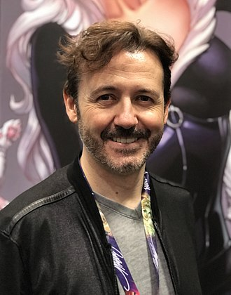 J. Scott Campbell - Campbell at the 2017 New York Comic Con