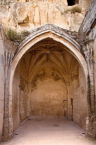 Château des Baux - Image: 1004 BAUX1075