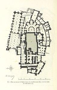 108 of 'Description de l'abbaye du Mont Saint-Michel et de ses abords, précédée d'une notice historique. (With plates.)' (11119743206).jpg