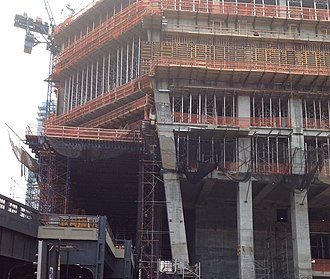 10 Hudson Yards - Image: 10 Hudson Yards June 2014 2