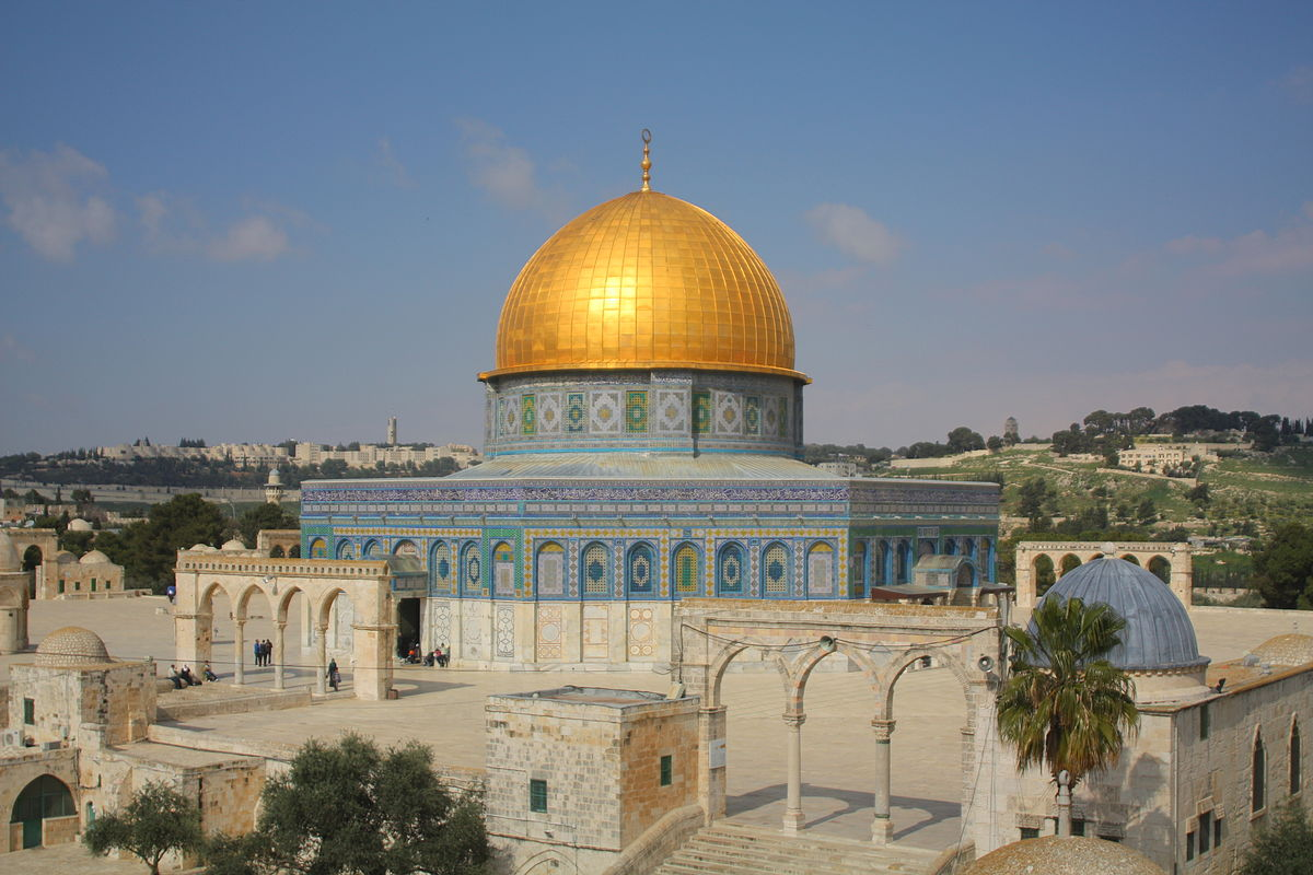 Sites & Places in Jerusalem: The Temple Mount