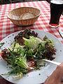 1140 - Hallstatt - Bräu Gasthof Restaurant - Salad.JPG
