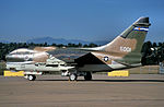 120th Tactical Fighter Squadron A-7D Corsair II 70-1001 2.jpg