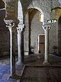 123 Sant Miquel de Terrassa, columnes que sostenen la cúpula.JPG