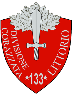 133rd Armoured Division Littorio
