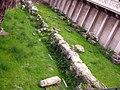 136 Fragment de les muralles gregues, Lungomare Falcomatà.jpg