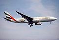 141ao - Emirates Airbus A330-243, A6-EKW@ZRH,28.07.2001 - Flickr - Aero Icarus.jpg