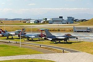 Misawa Aviation & Science Museum - Image: 151101 Misawa Aviation & Science Museum, Aomori Japan 62s 3