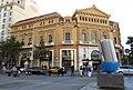 152 Monument al Llibre i Teatre Comèdia, Gran Via - Passeig de Gràcia (Barcelona).jpg
