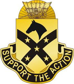15th Sustainment Brigade - Image: 15Sustain Bde DUI