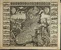 1609 Novissima et Accuratissima Leonis Belgici Visscher.jpg