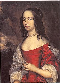 Countess Louise Henriette of Nassau Electress Consort of Brandenbyrg