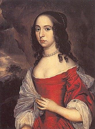 Countess Louise Henriette of Nassau - Image: 1627 louise Henriette