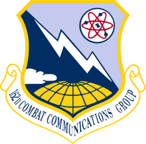 162d Combat Communications Group - 162d Combat Communications Group emblem