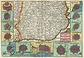 1747 La Feuille Map of Catalonia, Spain (Barcelona) - Geographicus - Catalogne-ratelband-1747.jpg