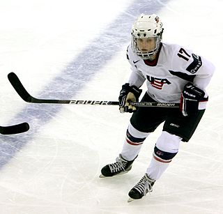 Jocelyne Lamoureux American ice hockey player