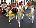 18.12.16 Ringheye Morris Dance at the Bird in Hand Mobberley 116 (31585074742).jpg