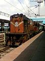 18519 (Visakhapatnam - Mumbai LTT) Express at Secunderabad 01.jpg