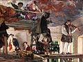 1861 Menzel Kronprinz Friedrich besucht den Maler Pesne anagoria.JPG