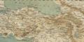 1883 Konia detail map L'Asie Antérieure by Perron BPL 10106.png