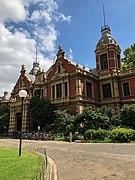1888 Edificio de la Universidad de Melbourne 2018