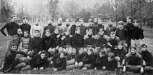 1899 Vanderbilt Commodores football team - Image: 1899Vandy